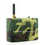 De jagende Speler Amplifier/MP3 van de Spreker/van de Militair Speaker/Voice (F93)