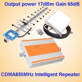 amplificador do sinal do telefone de pilha de 4G Lte 800MHz