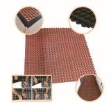 反疲労のゴム製マットの浴室のゴム製マットのゴム製マットオイル抵抗のゴム製マットのスリップ防止台所マット