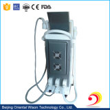 3 손잡이 E 빛 IPL ND YAG Laser 양극 RF 미용 제품