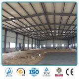 Concevoir pré la construction portique de structure métallique de bâti
