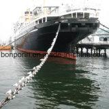 Uso de corda marinha com fibra de polietileno forte UHMWPE