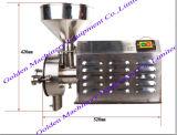 Máquina de pulido de la amoladora de tuerca del grano de la especia de las habas del café industrial de la pimienta