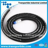 Tubo flessibile della rondella di pressione di potere per il tubo flessibile di gomma idraulico ad alta pressione