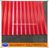 Pintar lámina de revestimiento de metal corrugado / Materiales de construcción