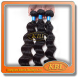 Sein können gefärbte brasilianische Jungfrau-Haar-Stücke