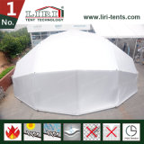 barraca curvada TFS da barraca do hangar dos aviões de 15X30m para a barraca do helicóptero