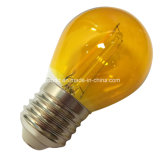 Iluminación del filamento LED de Epistar del bulbo del globo de E27 G45