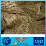 Мешковина свободно образца естественная/гессиано цена ткани/ткани джута дешевое
