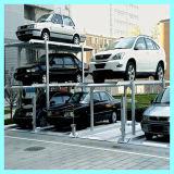 Del hueco 4 del poste garage de estacionamiento automatizado vertical del coche subterráneamente (CE)