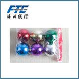 Безосколочный глянцеватый & штейновый шарик рождества