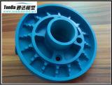 CNC di alta precisione che lavora i prodotti alla macchina di plastica, prototipo di plastica del coperchio