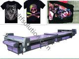 綿の印刷のための平面プリンター