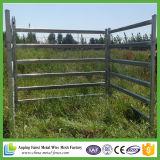 販売のために頑丈な電流を通された楕円形の牛パネル
