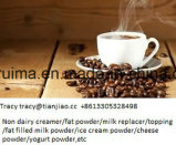 Halal genehmigte nicht Molkereirahmtopf für sofortigen Kaffee
