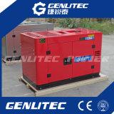 10kVA Diesel van de Macht van het Huis Draagbare Generator met geringe geluidssterkte