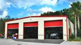 Garage economico e pratico della struttura d'acciaio (KXD-pH2)