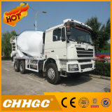 3 de Vrachtwagen van de Concrete Mixer van de as 6X4