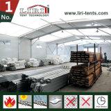 Einfaches hohes temporäres Zelt verwendet für Warehosue