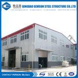 Структура поставщика Китая Prefab стальная, светлый пакгауз стальной структуры