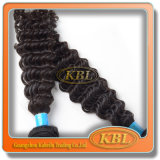 Uma benevolência de 40 polegadas mais a peruca da queda da faixa do cabelo humano