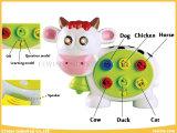 Elektronisches Musical Cattle Toys für Baby