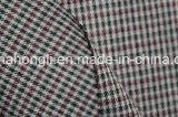 Tela tingida fio da manta de T/R, 65%Polyester 32%Rayon 3%Spandex, 255GSM