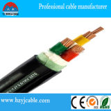 XLPE Insulation를 가진 PVC Sheath Electrical Power Cable 0.6/1kv