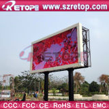 Saleのための高いBrightness Outdoor Fixed LED Screen