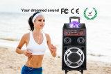 Lcd-Bildschirm-beweglicher Verstärker-Berufsstadiums-Karaoke-Lautsprecher
