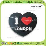 Andenken-fördernde Geschenke steuern Dekoration-weiche Gummikühlraum-Magneten London automatisch an (RC- Großbritannien)