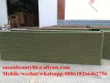 温室の空気冷却のパッド