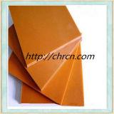 Feuille phénolique 3025 de stratifié de tissu de vente chaude