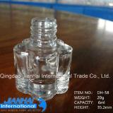 マニキュアのびんの市場のための一義的なデザインガラス製品そしてびん
