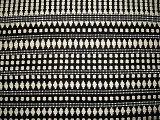 Stampa di lavoro a maglia di Digitahi del tessuto della Aria-Fila del jacquard