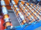 Roulis de panneau de 980 toits formant la machine