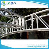 Verwendeter Dach-Binder-Geräten-Stufe-Hintergrund-Binder