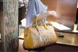 Sacchetto superiore di modo della borsa del cuoio di marca di vario stile