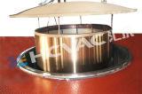 Vácuo Titanium de aço inoxidável da tubulação PVD que metaliza a planta de revestimento de Plant/PVD