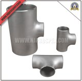 Acier inoxydable Wp316 Equal Tee Pipe Fitting (YZF-P66)