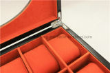 Оптовая акриловая верхняя деревянная коробка хранения вахты