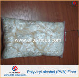 Tenacidade Crack 6mm Polyvinyl Alcohol Fiber de Resistant High