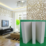 Tarjeta impermeable de la espuma del alto PVC de la dureza y de la densidad para la construcción