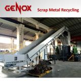 Computergesteuertes Abfallverwertungsanlage/Wiederverwertung der Maschine für Altmetall