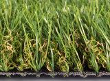 美化する単繊維の庭の人工的な草(L40-R)を