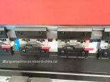 Cnc-hydraulische Druckerei-Bremsen-faltende verbiegende Maschine Pbh-100t/4000