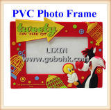Machine de moulage Lx-P008 de couleur de PVC de photo injection multi de Fram