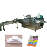Caixa Drawing Facial Tissue Full Automatic Filling e Sealing Machine