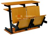 Chair Attached를 가진 내화성 Panel Step Table