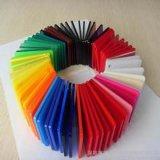Van 100% Maagdelijk Decoratief AcrylPmma- Blad die AcrylPmma- Blad gieten